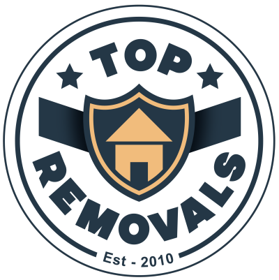 Top Removals new logo