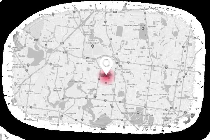 Essendon map