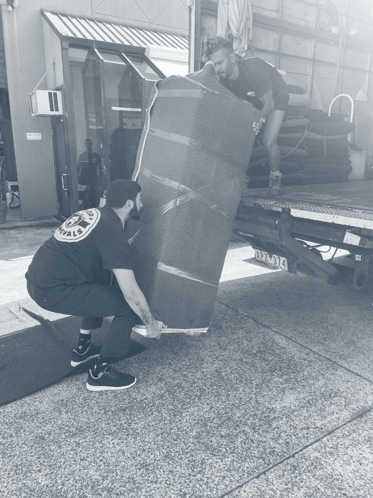 Top Removals removalist specialists are highly trained in OHS